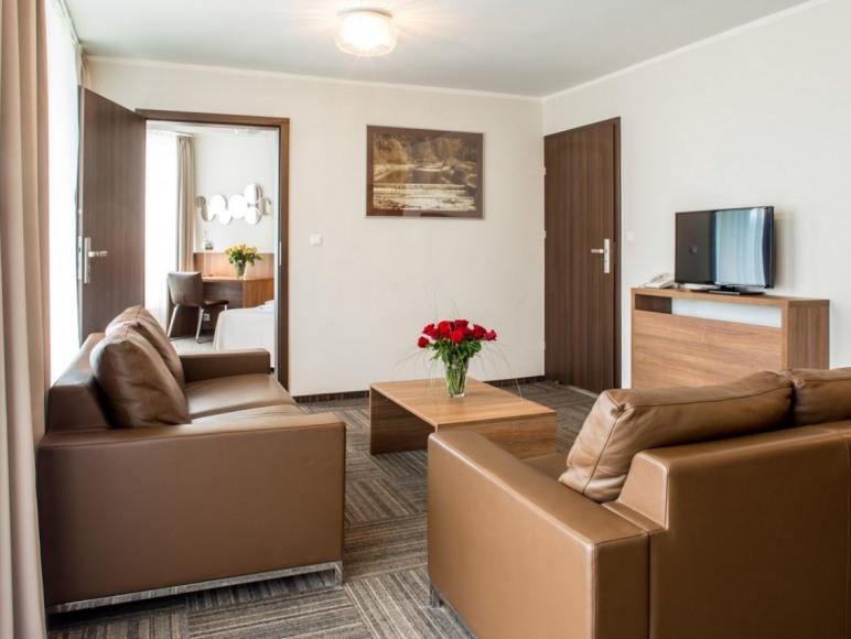 Pokój VIP Suite