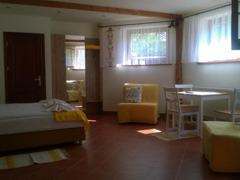 Apartament Żółty
