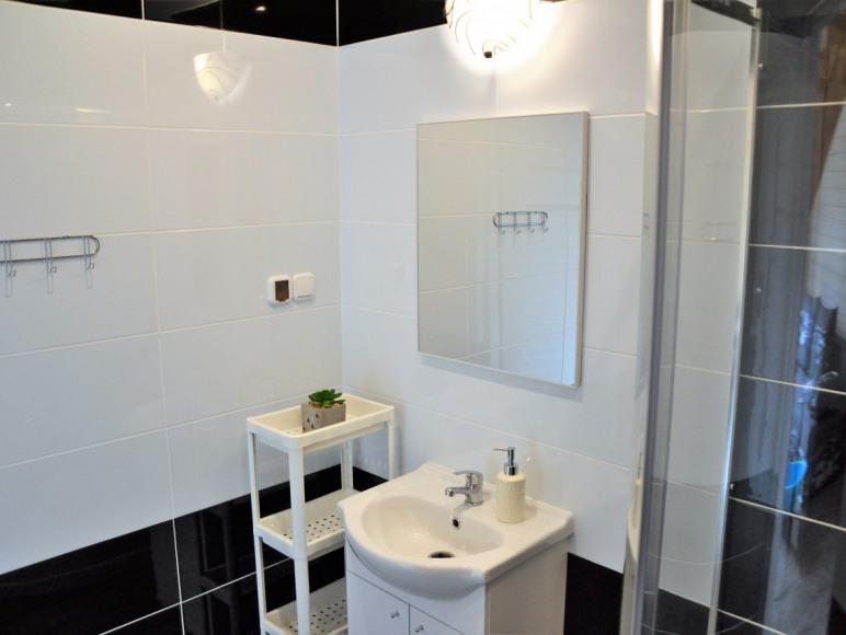 Nirvana domek z łazienką