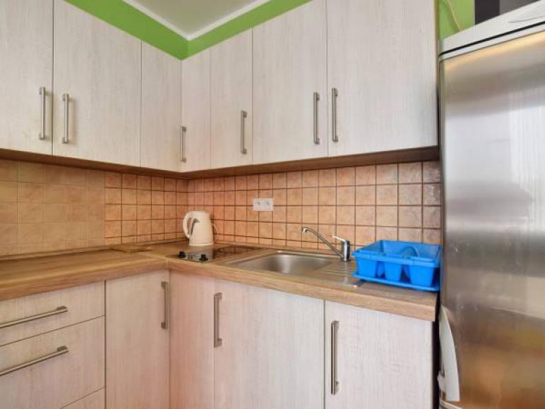 Aneks kuchenny w apartamencie