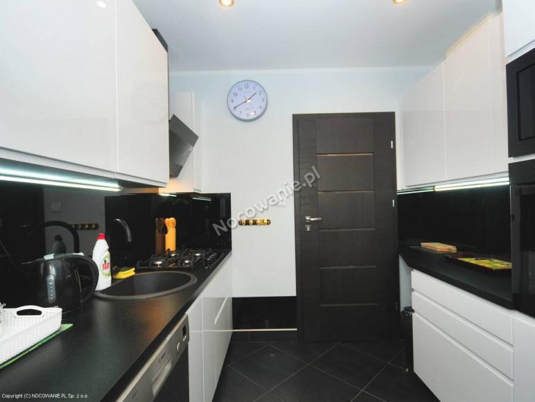 apartament jagodowy - kuchnia