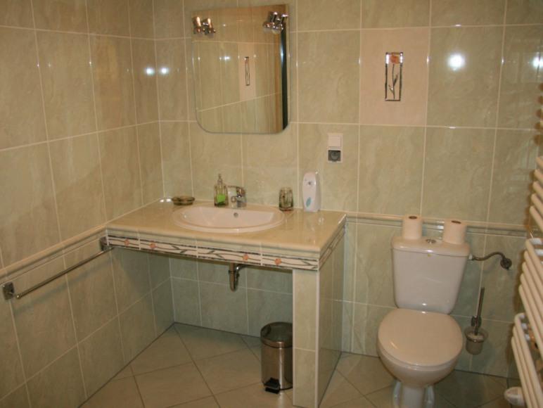 Apartament łazienta
