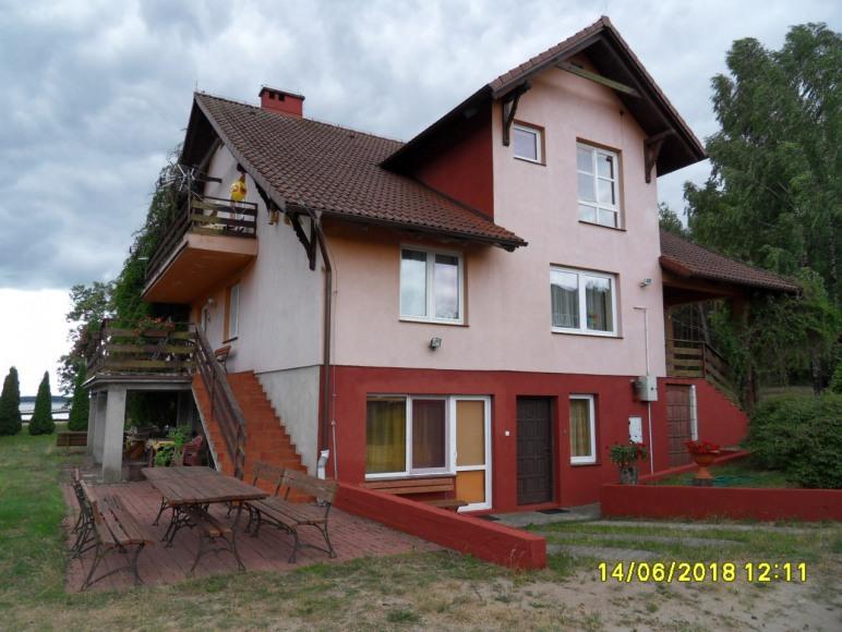 Dom od strony północnej