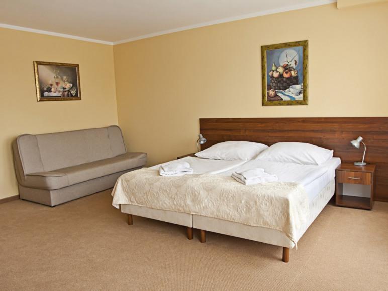 pokój trzyosobowy Komfort