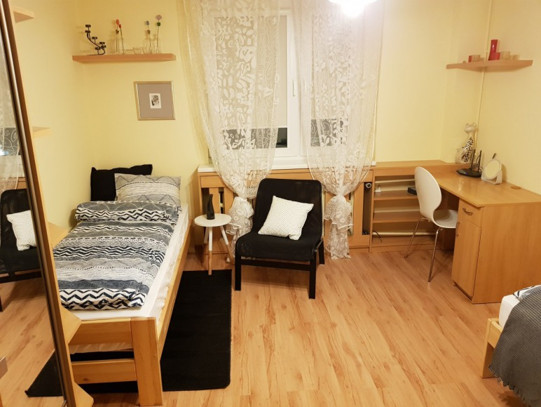 Pokój opcja 2 łóżka