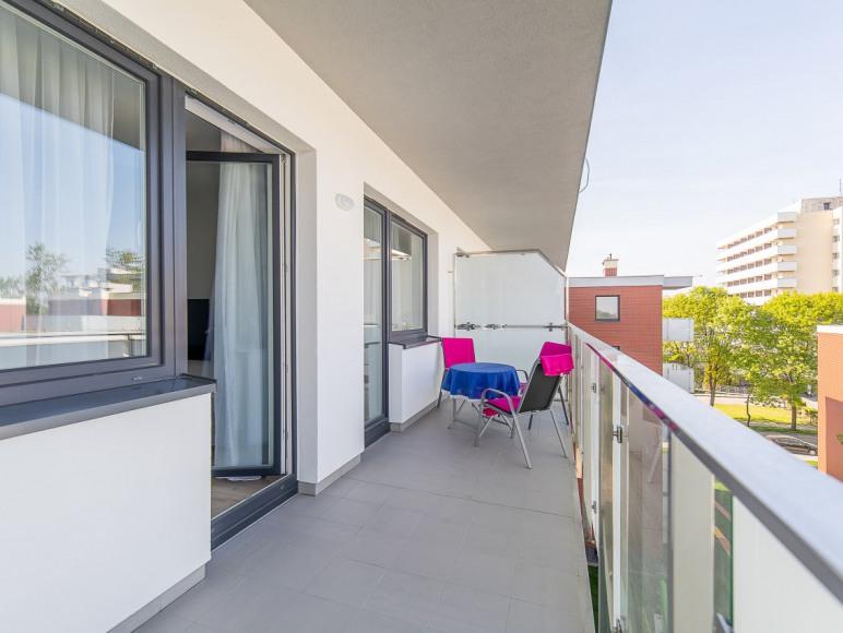 M 87 balkon