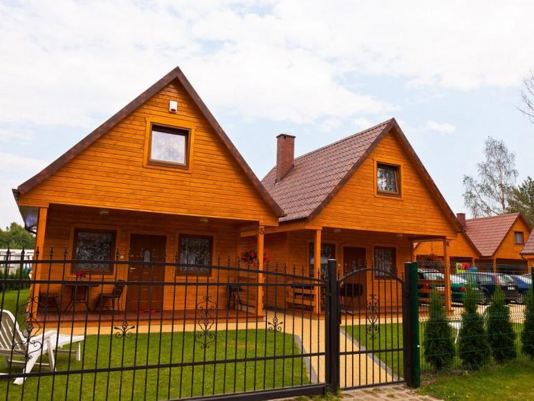 Aurum domki Jarosławiec