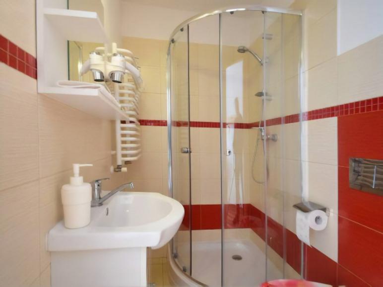 Kasprowy Wierch - łazienka