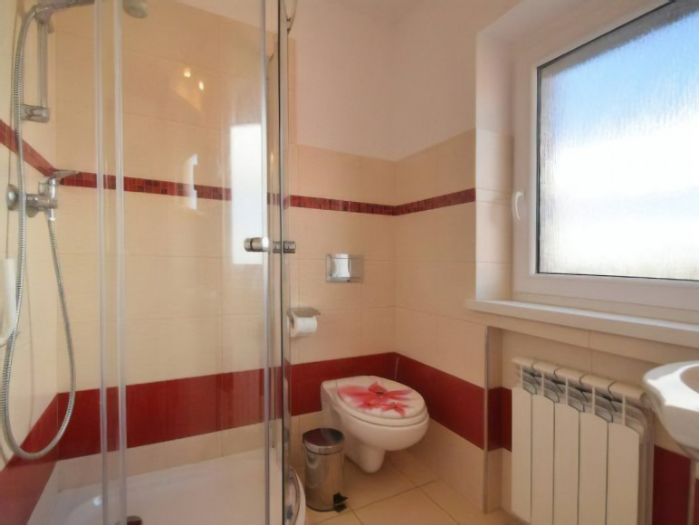 Morskie Oko - łazienka