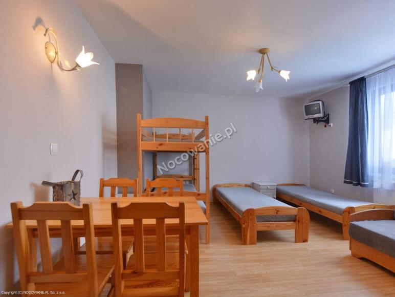 Pokoj 4+1 osoby