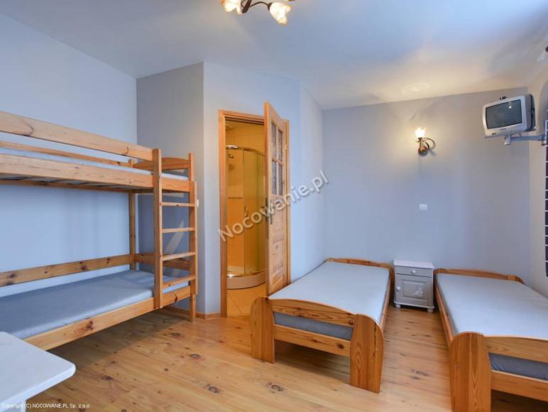 Pokoj 4 osobowy