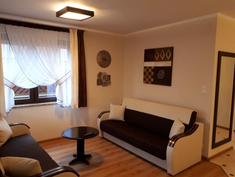 apartament dwupokojowy