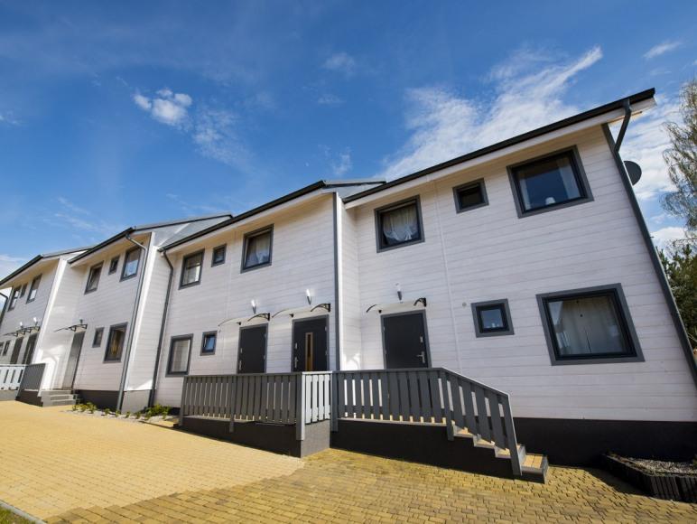Domki piętrowe/Apartamenty