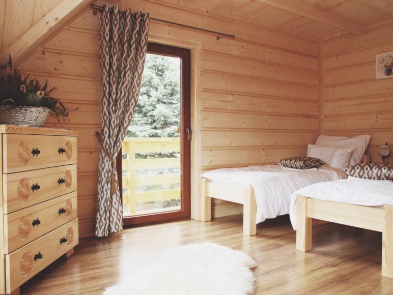 Zosieńka - sypialnia nr1