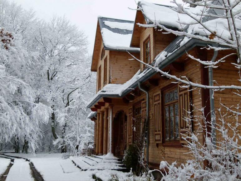 Zimowy Dworek