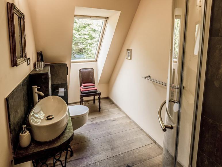 Jenda z 4 łazienek w Lofcie