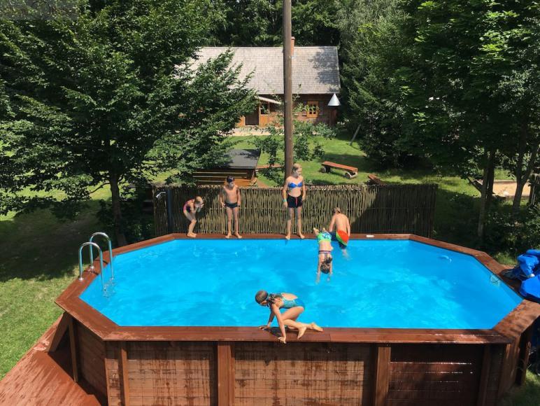 Dworkowy basen