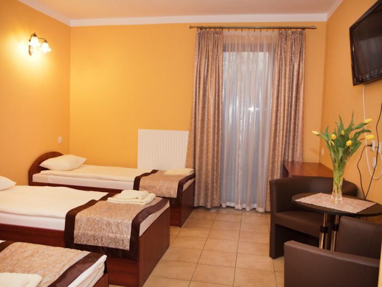 Hotelik Bej