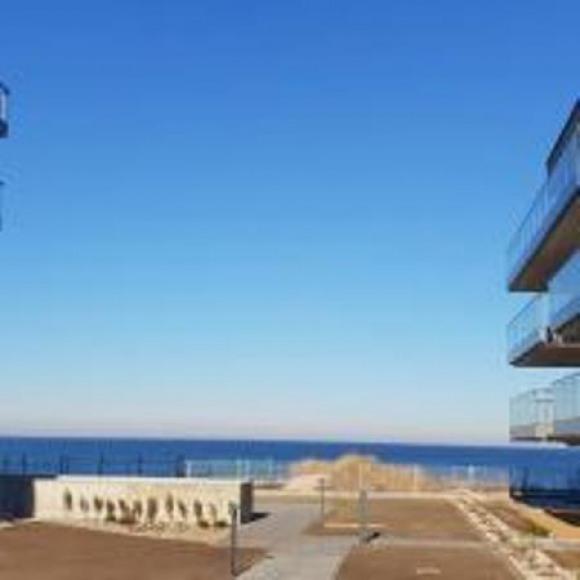 OPAL z widokiem na morze w Gardenia Sea Side Dziwn