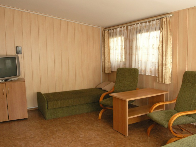 Ośrodek Wczasowy Pod Wydmami w Mielnie