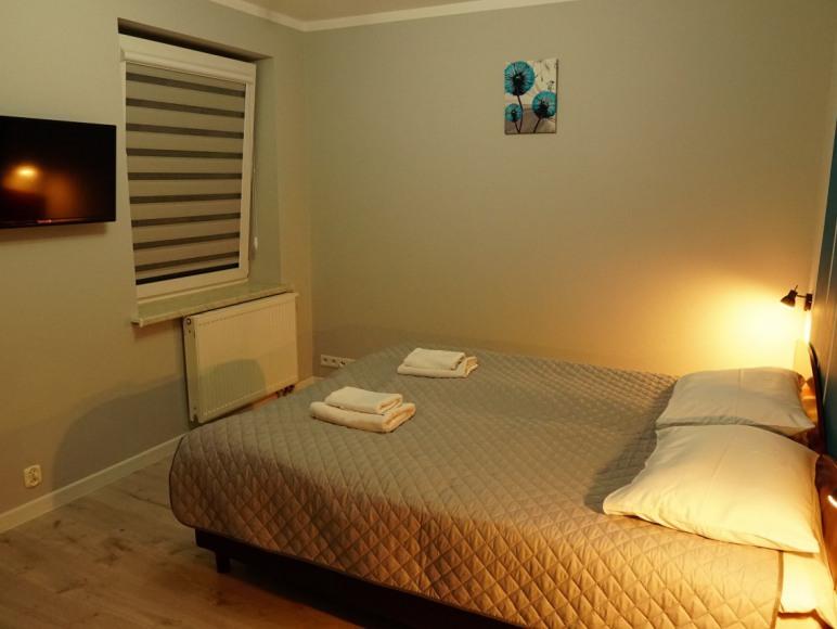 Pokój 19 z wanną z hydromasażem
