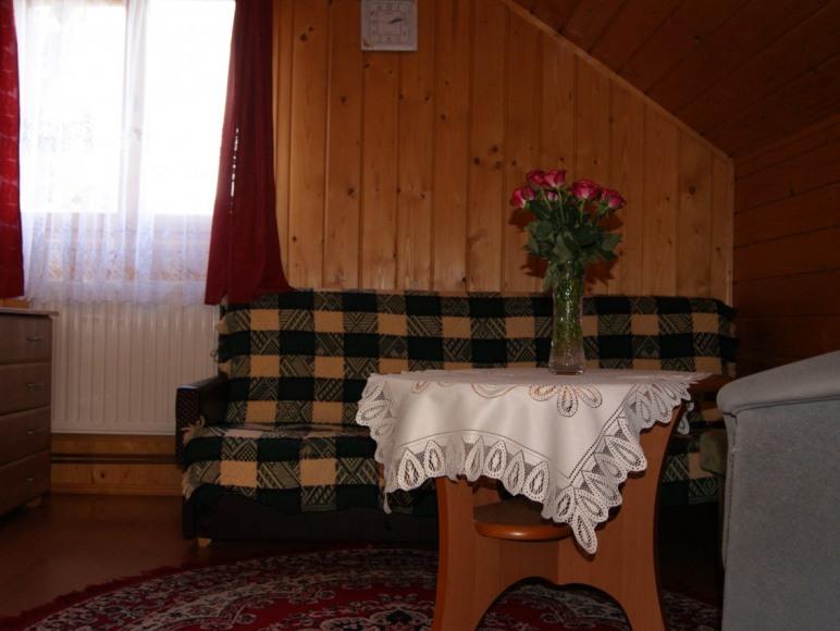 Pokoje Gościnne Hubert - pokój 3 lub 4-osobowy