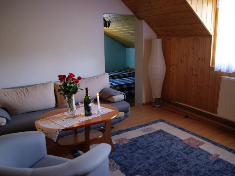 Pokoje Gościnne Hubert - pokój 4-5 osobowy