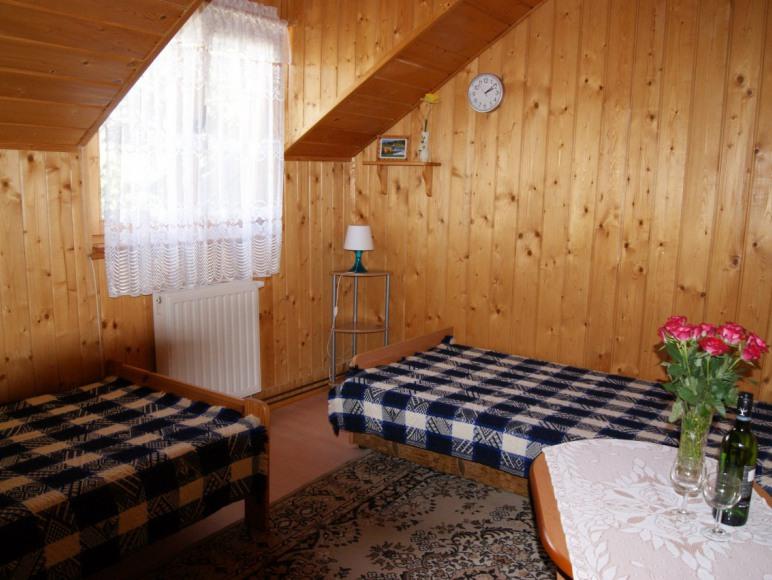 Pokoje Gościnne Hubert - pokój 2-3 osobowy