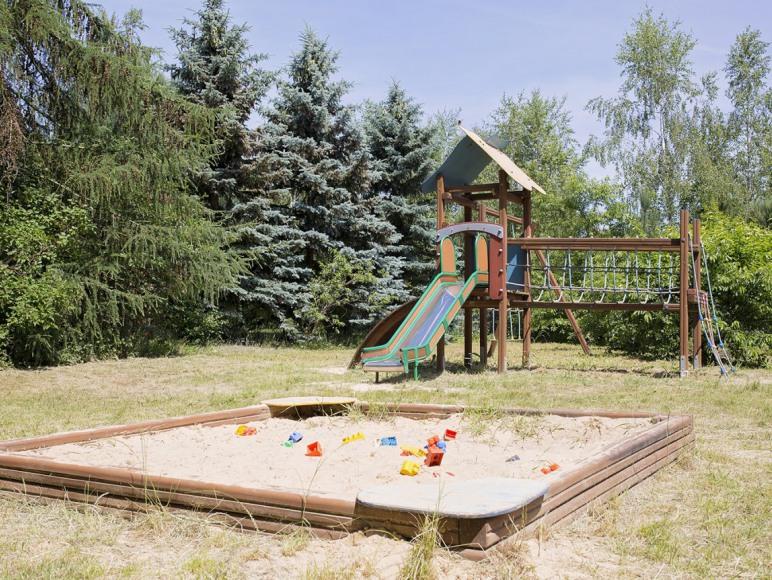 gminny plac zabaw po sąsiedzku