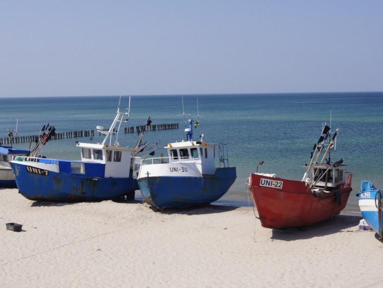 Przystań rybacka