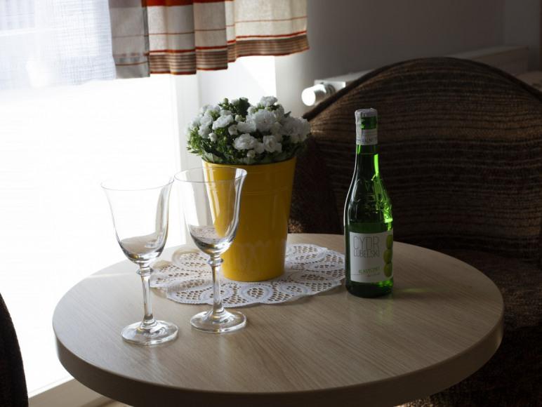 Pokój 3 osobowy z balkonem i prywatną lazienką