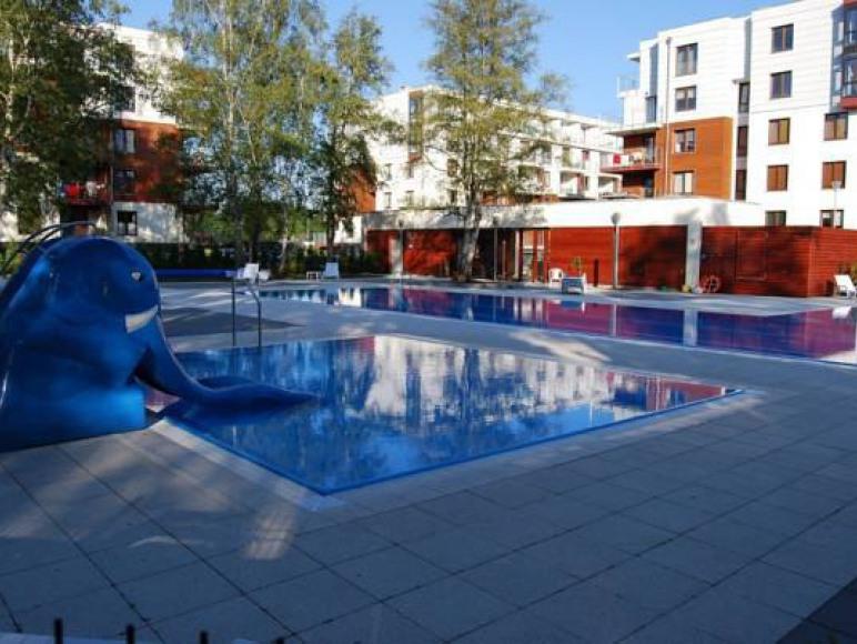 Apartament Turkusowy - ul. Klonowa 17D/1
