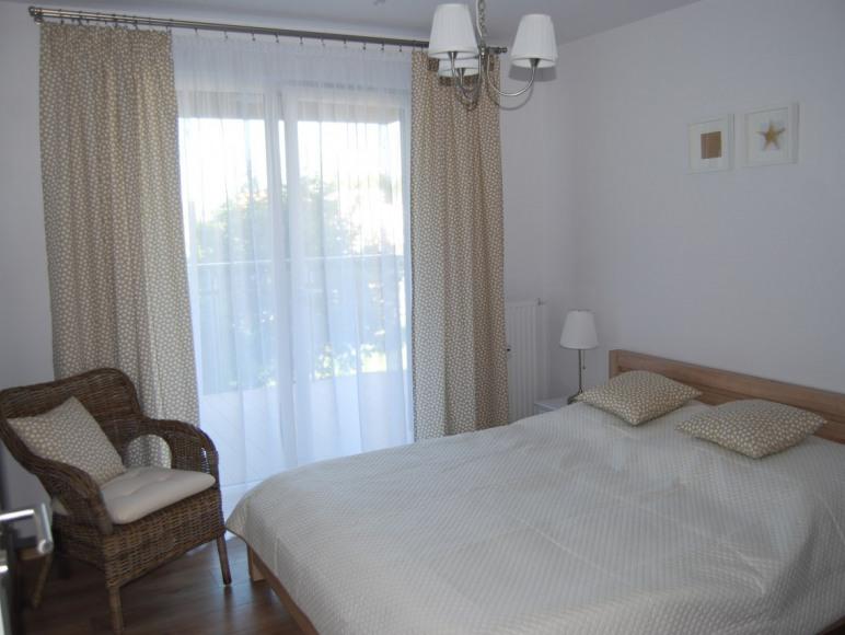 Apartament Piaskowy - Sypialnia