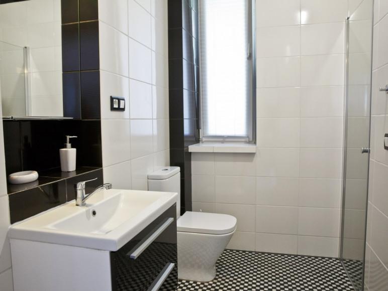 Apartament Orchidea - łazienka