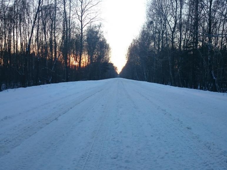 Droga na Dobarz