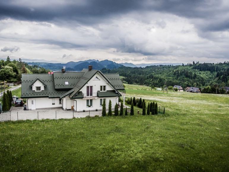 Willa Boroniówka Falsztyn nad Jeziorem Czosztyński