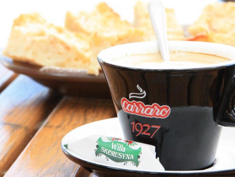 doskonała włoska kawa