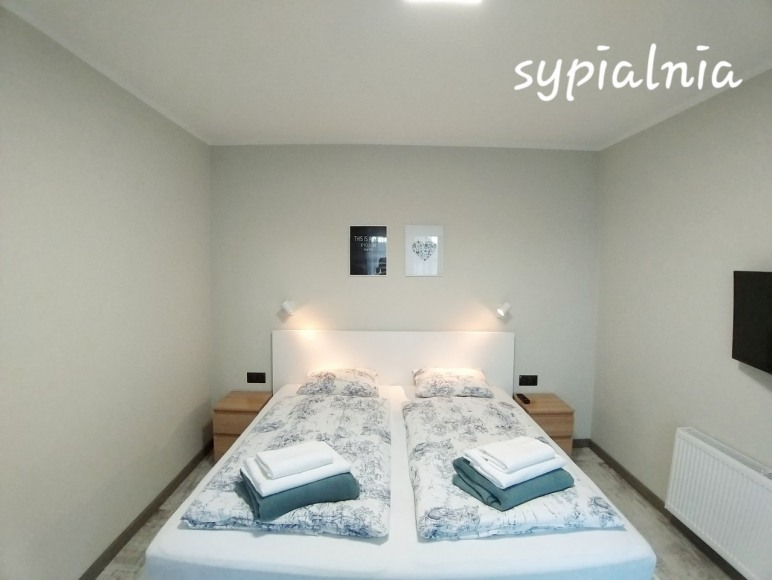 Sandra I Apartament-sypialnia