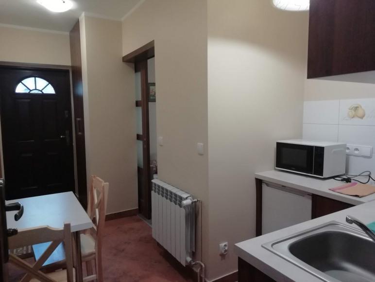 Apartament Słoneczna 3 Aneks i korytarz