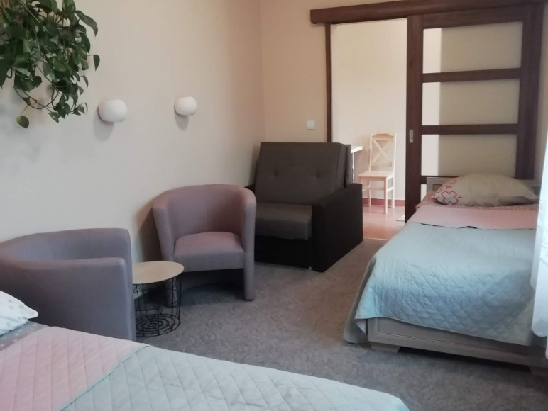 Apartament Słoneczna 3 Sypialnia