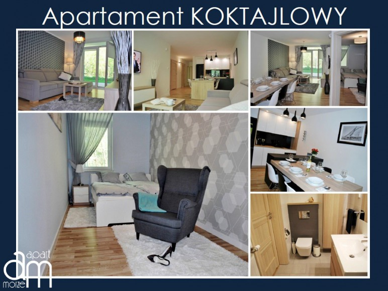ApartMorze apartamenty Rozewie