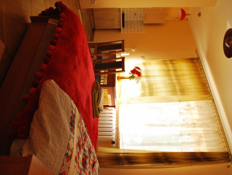 widok mieszkania nr 1
