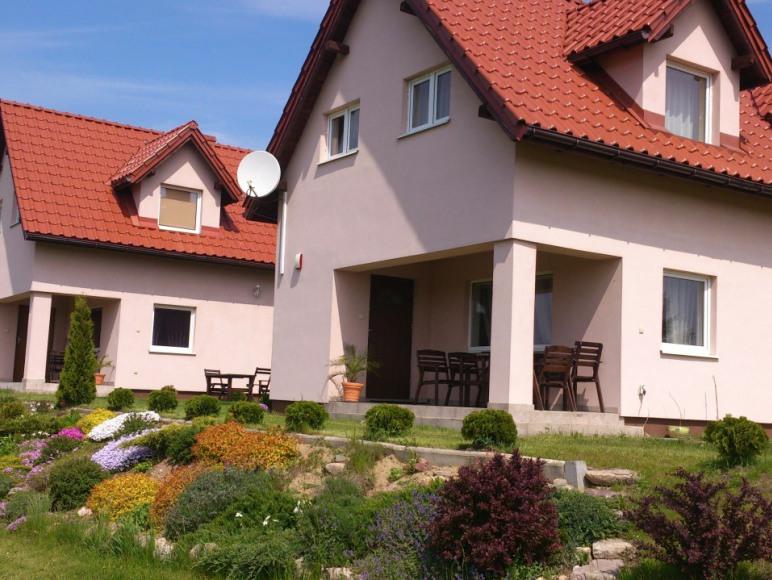 Dom 6-os. Rybical nad jeziorem Ryńskim