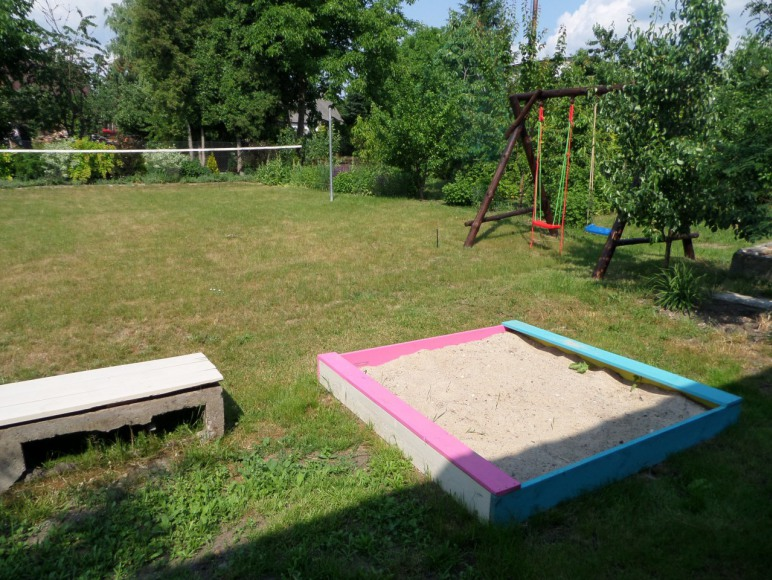 """Dom """"Przy Kuźni"""" z ogrodem"""