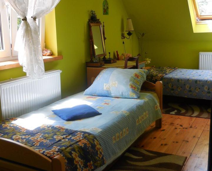 Sypialnia I na piętrze