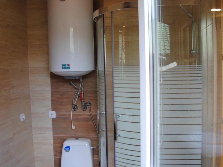 Łazienka + wc