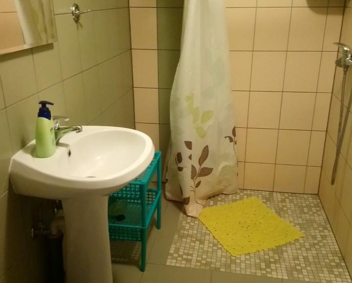 łazienka pokój 4-os
