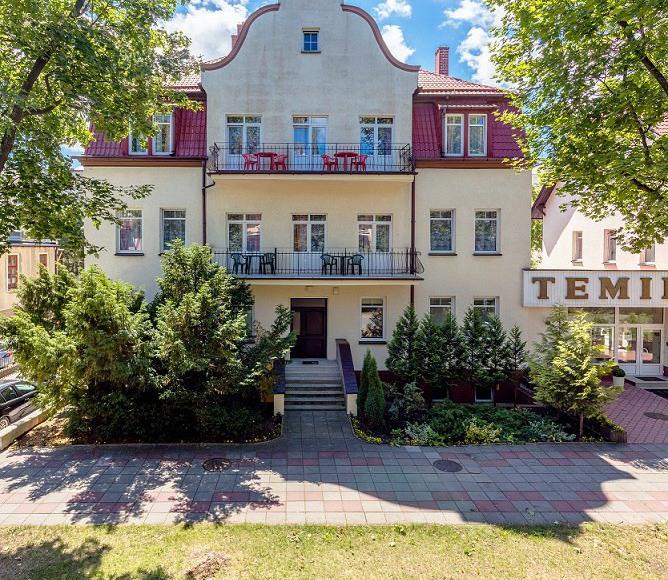 Ośrodek Szkoleniowo-Wypoczynkowy Temida