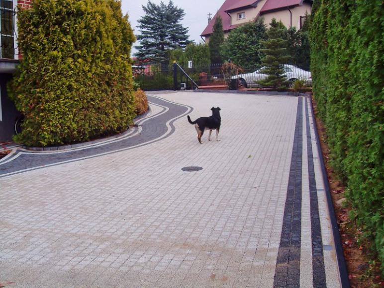 Monitorowane miejsce parkingowe dla każdego pokoju / Gościa