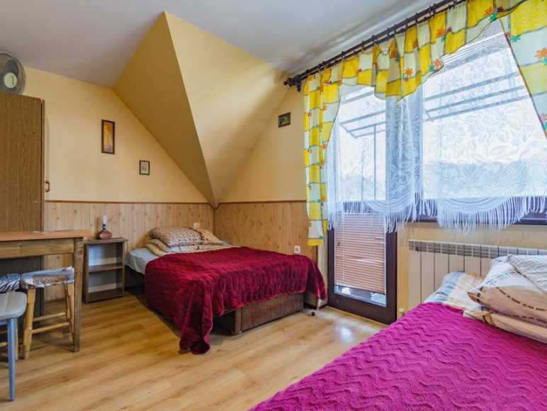 Pokoje Gośinne Hanusia